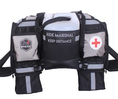 Invictus Ride Marshall tail Bag