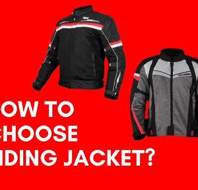 How To Choose Riding Jacket?