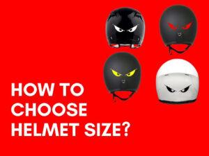 How To Choose Helmet Size