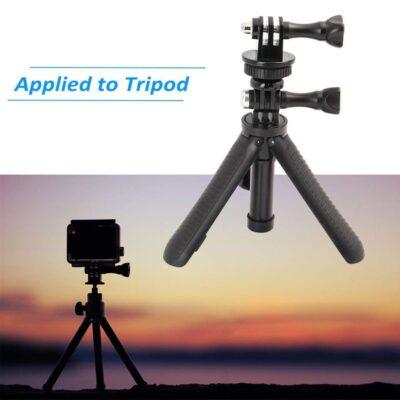 Tripod Mount Aluminum-Tripod Adapter Attachment- Bolt -Adapter for Monopod Mount