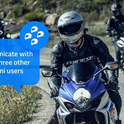 Parani M10 Motorcycle Bluetooth Headset Communication Device