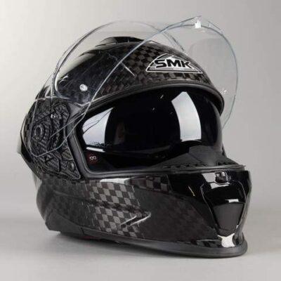 SMK Titan Carbon Fiber Helmet