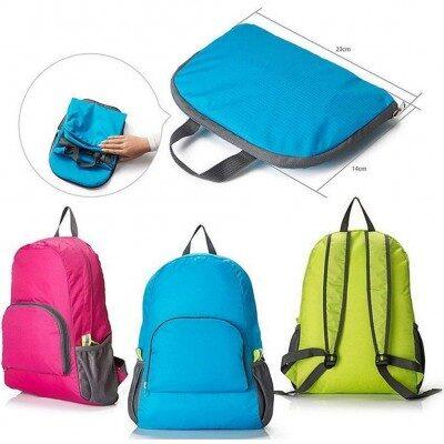 Folding Backpack Bag