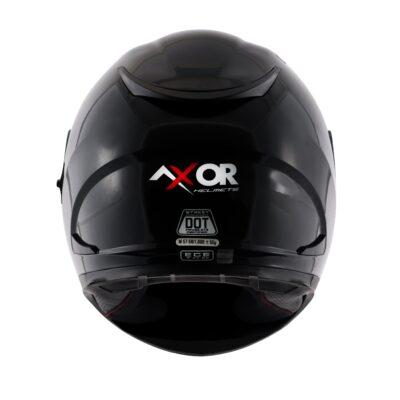 Axor Apex Dual Visor With Spoiler(Solid)