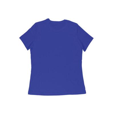 Classic Royal Blue – Work Save Travel Repeat – Women's Tshirt