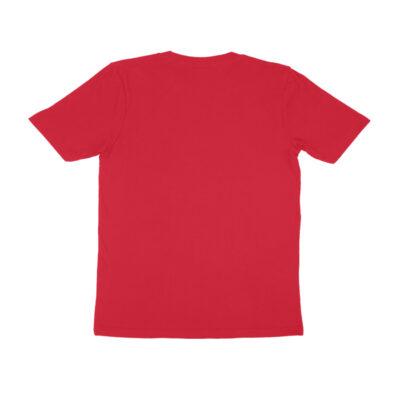 Mystic Red – Work Save Travel Repeat – Men's T-Shirt