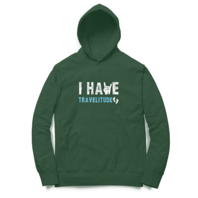 Hoodie – I Have Travelitude