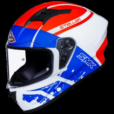 SMK Stellar Squad Graphic Helmet