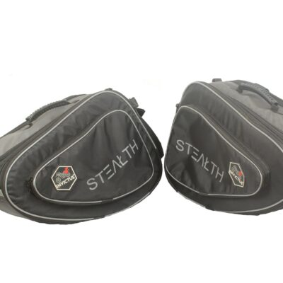 Invictus Stealth Saddle Bag