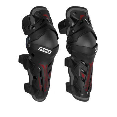 Rynox bastion bionic knee guards