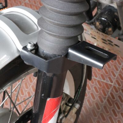 Interceptor and Gt-650 Fork Clamps