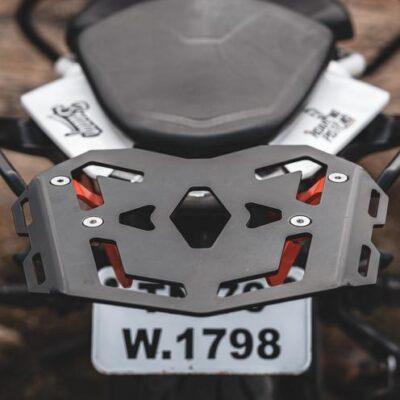 Steel Top Rack for Duke 390 / 250 / 200 / 125