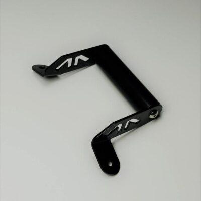Bajaj Dominar Smartphone mount holder ( For bigger windshields )