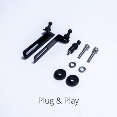 Headlight Grill-Plug & Play