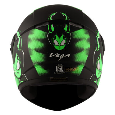 Vega Full Face Helmet – Cliff Devil